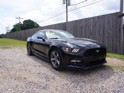 2016 Ford Mustang for sale at BLUE RIBBON MOTORS in Baton Rouge LA