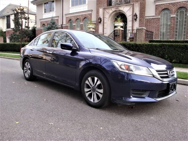 2013 Honda Accord for sale at Cars Trader in Brooklyn NY