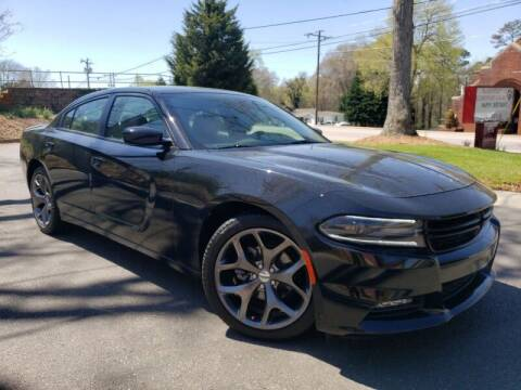 2015 Dodge Charger for sale at McAdenville Motors in Gastonia NC