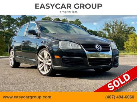 2009 Volkswagen Jetta for sale at EASYCAR GROUP in Orlando FL