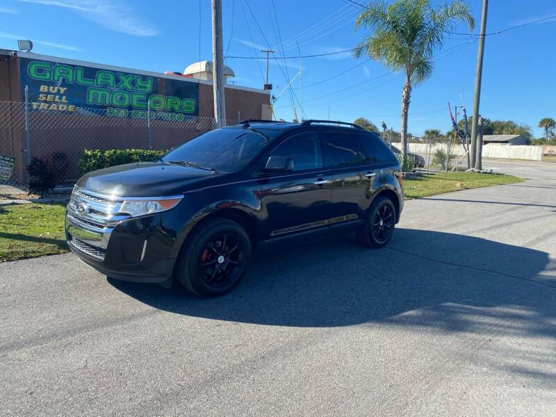 2011 Ford Edge for sale at Galaxy Motors Inc in Melbourne FL