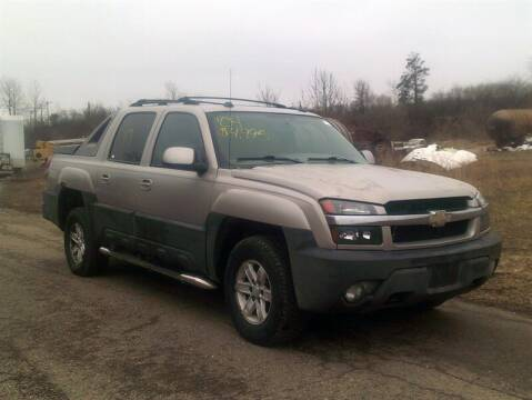 2004 Chevrolet Avalanche for sale at WEINLE MOTORSPORTS in Cleves OH
