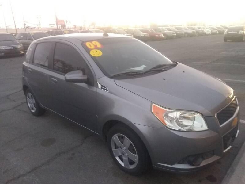2009 Chevrolet Aveo for sale in Las Vegas, NV