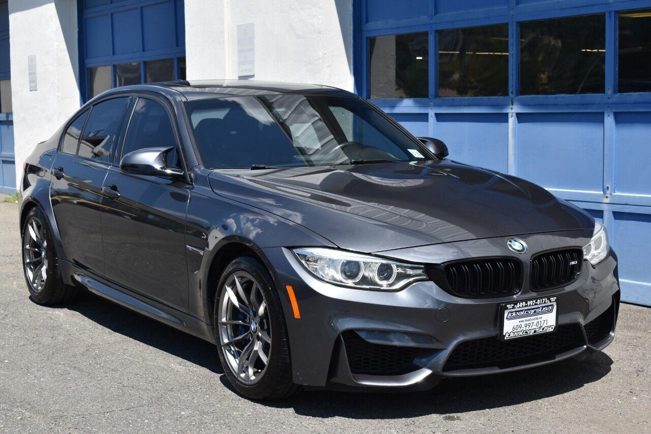 2015 BMW M3 Base 4dr Sedan full