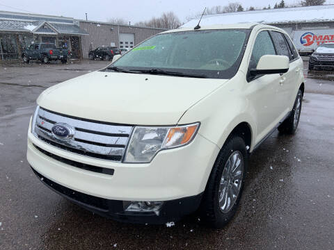 2007 Ford Edge for sale at Blake Hollenbeck Auto Sales in Greenville MI