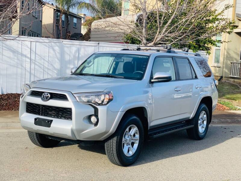 2019 Toyota 4Runner for sale at United Star Motors in Sacramento CA