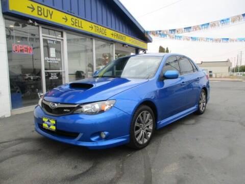 2010 Subaru Impreza for sale at Affordable Auto Rental & Sales in Spokane Valley WA