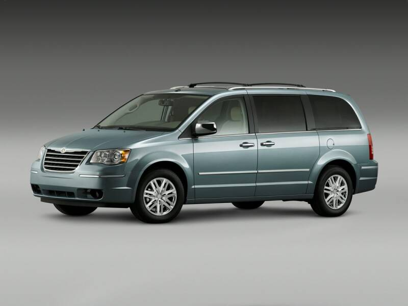 2008 Chrysler Town and Country for sale at Sundance Chevrolet in Grand Ledge MI