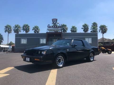 1987 Buick Regal for sale at Barrett Auto Gallery in San Juan TX