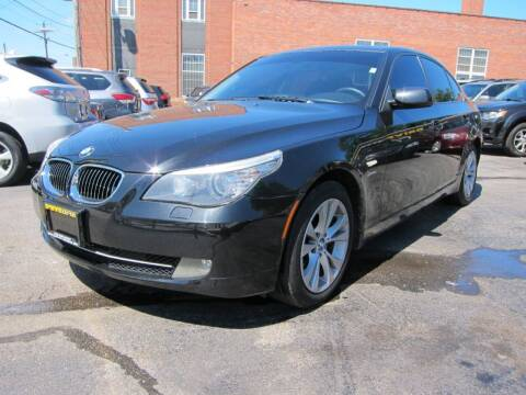 2009 BMW 5 Series for sale at DRIVE TREND in Cleveland OH