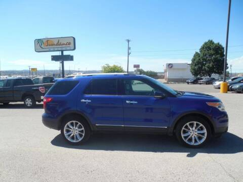 2013 Ford Explorer for sale at Sundance Motors in Gallup NM