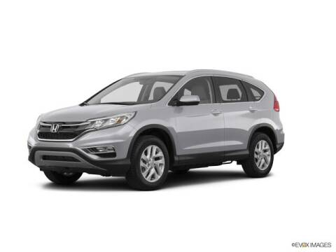 2016 Honda CR-V for sale at Jamerson Auto Sales in Anderson IN