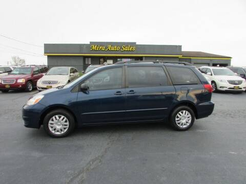2005 Toyota Sienna for sale at MIRA AUTO SALES in Cincinnati OH