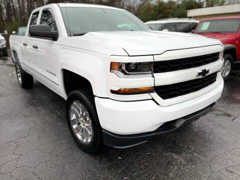 2017 Chevrolet Silverado 1500 for sale at Magic Motors Inc. in Snellville GA