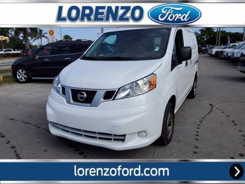 2020 Nissan NV200 for sale at Lorenzo Ford in Homestead FL