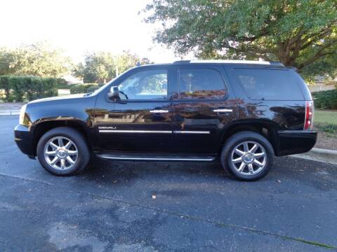 2011 GMC Yukon for sale at BALKCUM AUTO INC in Wilmington NC