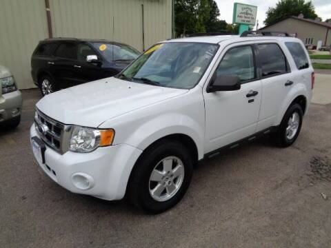 2012 Ford Escape for sale at De Anda Auto Sales in Storm Lake IA
