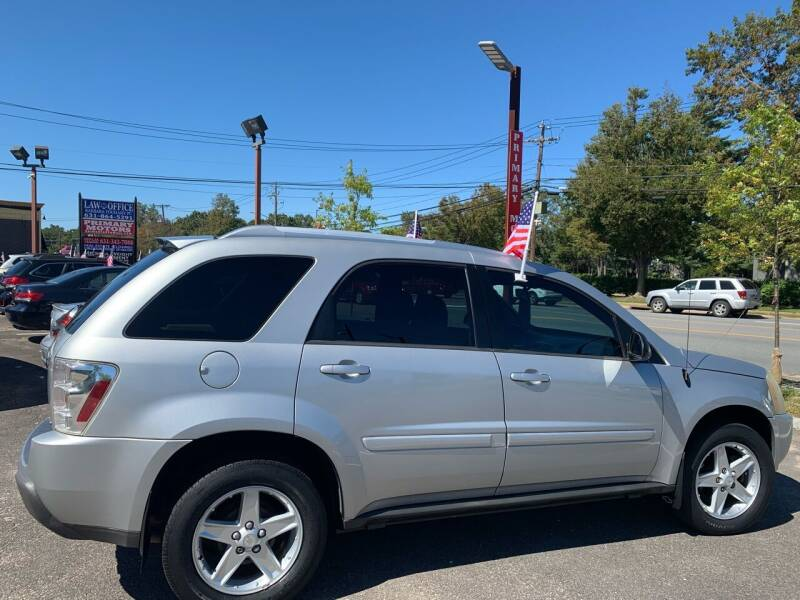 2005 Chevrolet Equinox for sale at Primary Motors Inc in Commack NY