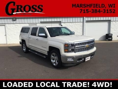 2014 Chevrolet Silverado 1500 for sale at Gross Motors of Marshfield in Marshfield WI
