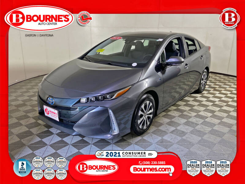 2020 Toyota Prius Prime for sale in South Easton, MA