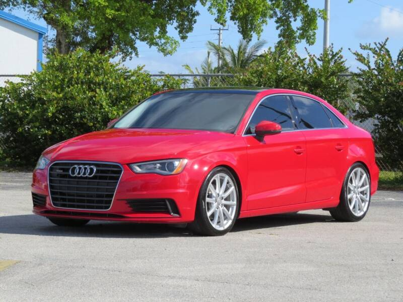 2015 Audi A3 for sale at DK Auto Sales in Hollywood FL