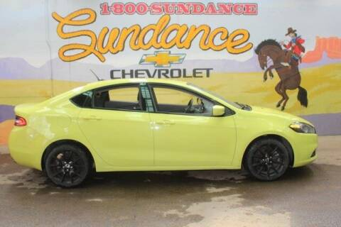 2013 Dodge Dart for sale at Sundance Chevrolet in Grand Ledge MI