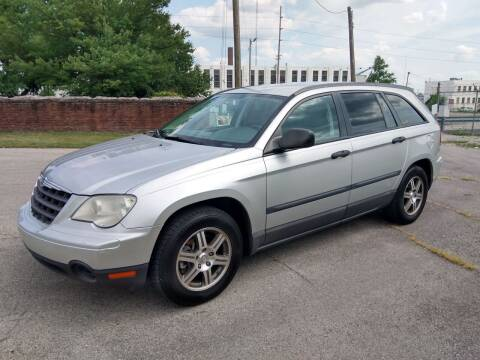 2008 Chrysler Pacifica for sale at Eddie's Auto Sales in Jeffersonville IN