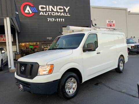 2015 Nissan NV Cargo for sale at Dixie Motors in Fairfield OH
