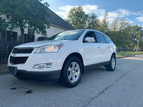 2010 Chevrolet Traverse for sale at Eddie's Auto Sales in Jeffersonville IN