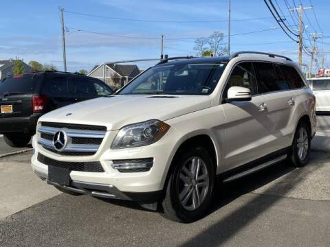 2013 Mercedes-Benz GL-Class for sale at JTL Auto Inc in Selden NY