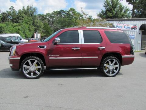 2007 Cadillac Escalade for sale at Pure 1 Auto in New Bern NC