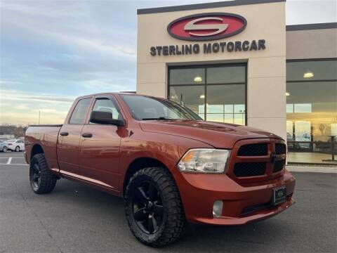 2013 RAM Ram Pickup 1500 for sale at Sterling Motorcar in Ephrata PA