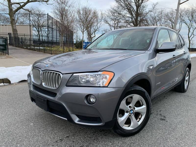 2012 BMW X3 for sale at Ultimate Motors in Port Monmouth NJ