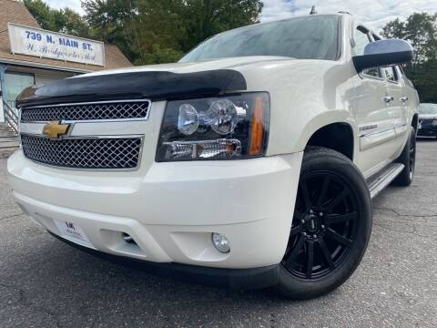 2008 Chevrolet Avalanche for sale at Mega Motors in West Bridgewater MA