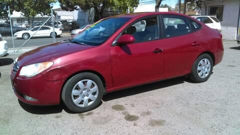 2008 Hyundai Elantra for sale at Larry's Auto Sales Inc. in Fresno CA