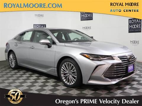 2019 Toyota Avalon for sale at Royal Moore Custom Finance in Hillsboro OR