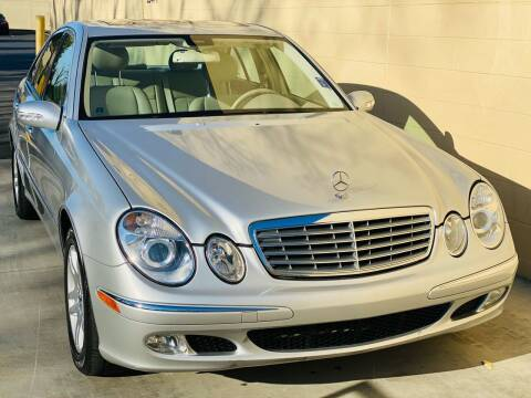 2003 Mercedes-Benz E-Class for sale at Auto Zoom 916 in Rancho Cordova CA
