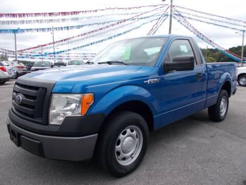 2010 Ford F-150 for sale at Culpepper Auto Sales in Cullman AL