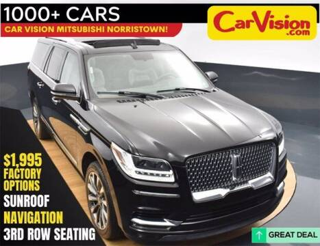 2019 Lincoln Navigator L for sale at Car Vision Buying Center in Norristown PA
