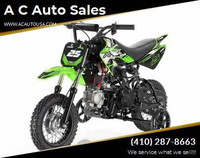 2021 Apollo 0103 DB-25 70cc FULLY Automatic for sale at A C Auto Sales in Elkton MD