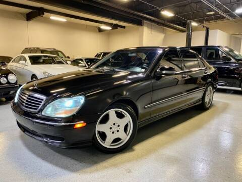 2000 Mercedes-Benz S-Class for sale at Motorgroup LLC in Scottsdale AZ