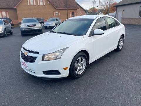 2011 Chevrolet Cruze for sale at Approved Automotive Group in Terre Haute IN