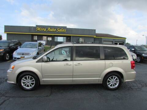 2015 Dodge Grand Caravan for sale at MIRA AUTO SALES in Cincinnati OH