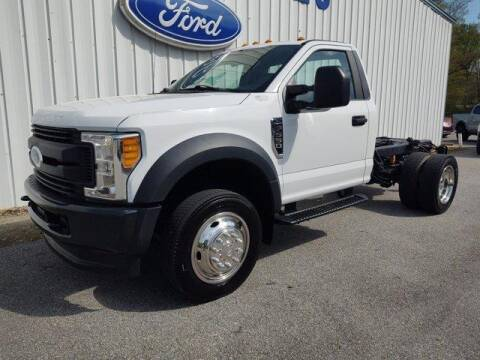 2017 Ford F-550 Super Duty for sale at CU Carfinders in Norcross GA