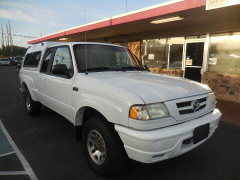 2002 Mazda Truck for sale at Auto 4 Less in Fremont CA