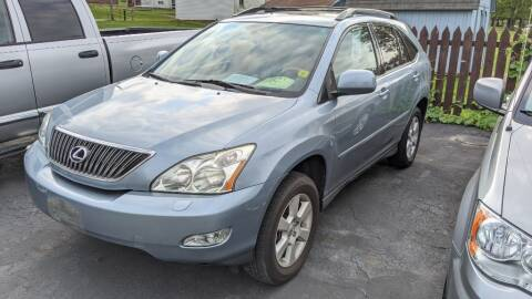 2007 Lexus RX 350 for sale at Kidron Kars INC in Orrville OH