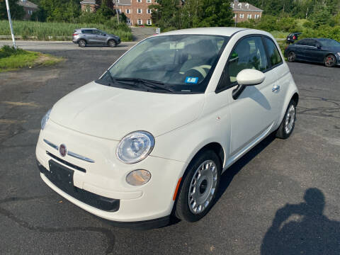2013 FIAT 500 for sale at Turnpike Automotive in North Andover MA