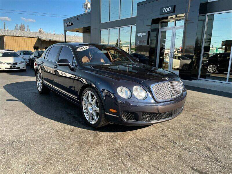 2010 Bentley Continental for sale in Bellingham, WA