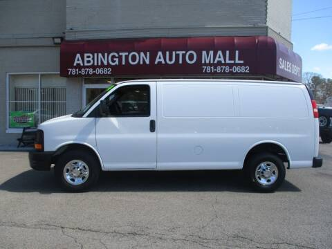 2014 Chevrolet Express Cargo for sale at Abington Auto Mall LLC in Abington MA