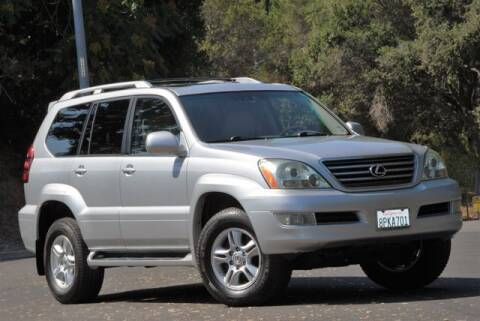 2006 Lexus GX 470 for sale at VSTAR in Walnut Creek CA